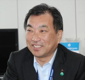 トップインタビュー<br>三菱電機ビジネスシステム 川上眞二社長