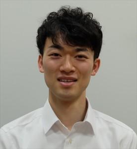 2011年タンガロイ入社。学生時代は金型を学ぶ。入社後、今日まで転削工具の開発に従事。27歳。