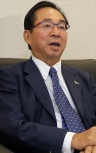 日本工作機械販売協会 冨田 薫会長
