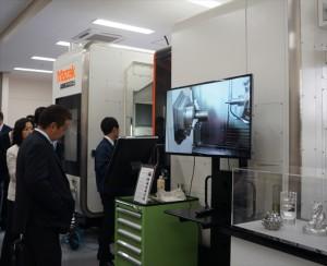 大阪工機、テクニカルセンター開設