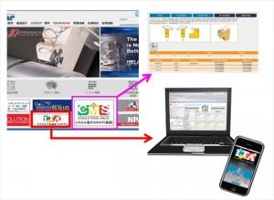 イスカルジャパン<br> Webの工具選定ツールを充実