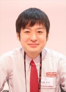 阿曽孝洋氏