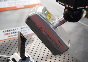 ミツトヨ<br>3次元測定レーザプローブのハイエンドモデル