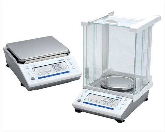 【新製品】新光電子<br>高精度電子天びん 重さや数8種類の計測が可能