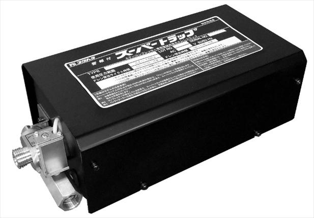フクハラが開発・発売<br>電磁式強力ドレントラップ「警報付スーパートラップ」<br>通知機能付でトラブル防止
