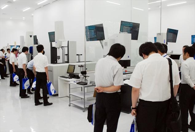 東京精密 八王子計測センター一新<br>新型機種など15台