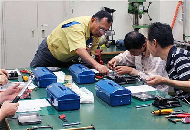 東日製作所「東日トルク講習会」<br>コース追加と日程公開