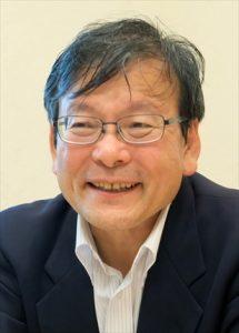 小平紀生氏