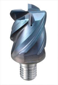ダイジェット工業 Sヘッドに防振タイプ<br>金型や部品の仕上げに