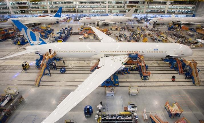 【航空機産業特集】<br>ボーイング社 大幅な増産を計画<br>バイスプレジデント レーンバラード氏に聞く今後の変化