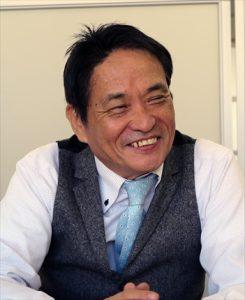 広島商事 林 正人社長