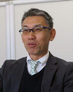 朝日 幡野 裕幸社長