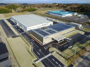 【ウェブ限定】福島に工場新設ー東北住電精密