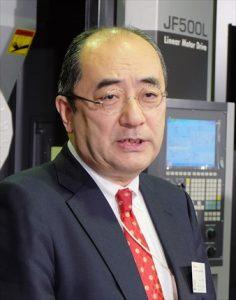 ソディック 輸入商社を設立<br>中国製のMCを販売