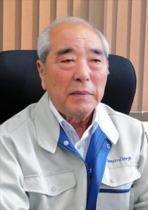 医療機器で事業拡大<br>オーミック 神谷 廣幸会長