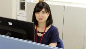 ふぁいと!!〜機械工具業界で活躍する女性たち〜<br>NaITO  小野   紗也香さん<br>枠に囚われず仕事に挑戦
