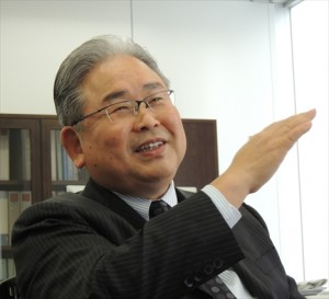 TONE 松村社長に聞く<br>就任初年度にリーマン超え、さらなる飛躍へ