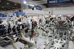 2015国際ロボット展 いよいよ開幕