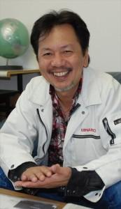緑川賢司社長