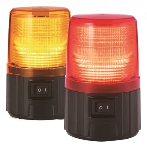パトライト、小型軽量の<br>電池式フラッシュ表示灯発売