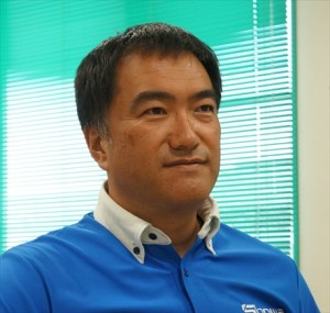 OMJCリレーインタビュー 昭和電機 取締役営業本部長 <br>(OMJC理事)柏木 健作氏