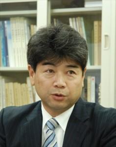 アサカ機工 仲田拓司社長