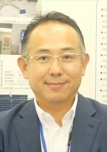 石田 友克社長