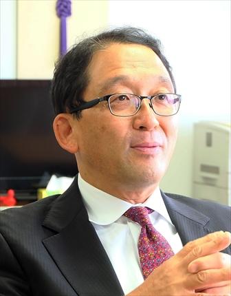 坂井俊司氏