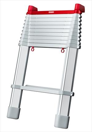 長谷川工業 完全国内生産のはしご<br>安全性追求「スカイラダー」