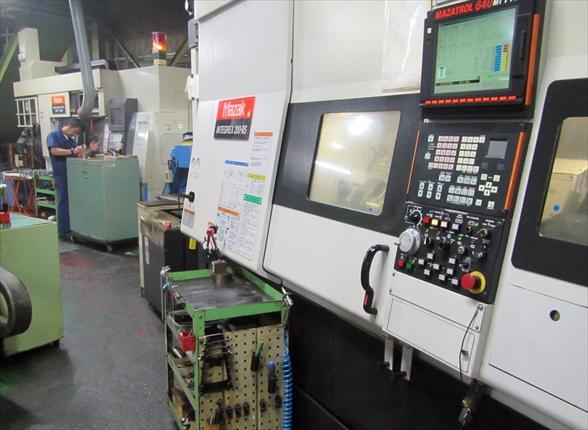 早川鉄工 工作機械