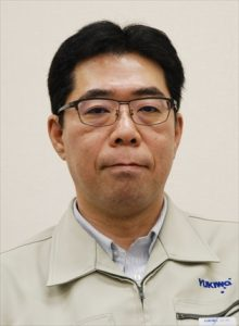 ツールホルダの拡販に注力<br>ユキワ精工 酒巻 弘和 社長