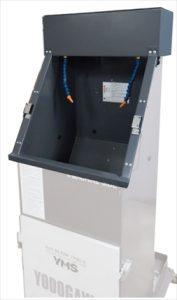 淀川電機製作所 エアブロー作業 自動化ユニット<br>ロボと組み合わせ可能