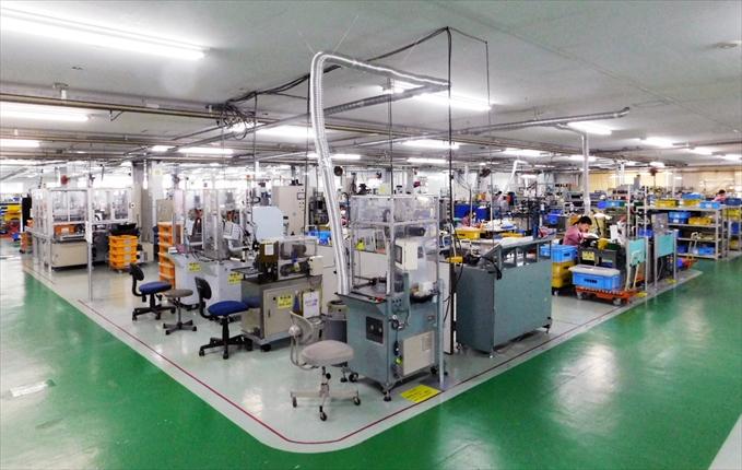 〜生産現場を訪ねて〜<br>伊東電機(兵庫県加西市)<br>ローラにモータを内蔵 搬送の省エネ・効率化