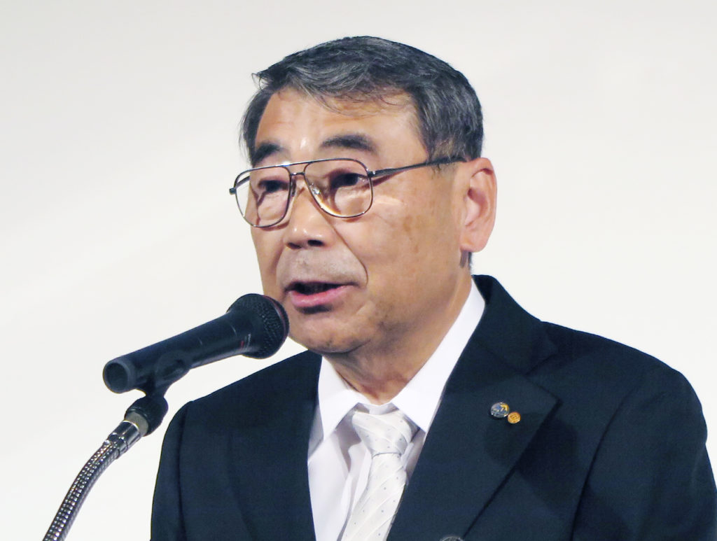 創業90周年を祝う<br>三井精機工業